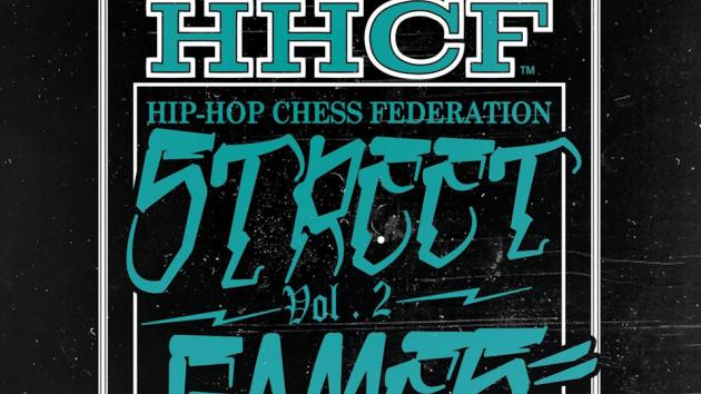 WATCH: RZA play at HHCF Chess Kings Invitational