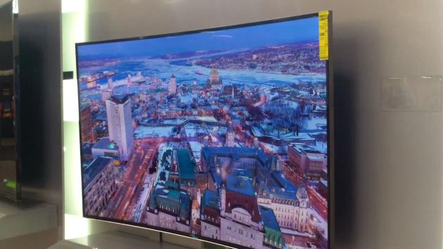 Are Curved TVs just a gimmick? Are They Worth It?