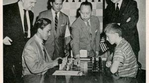 Bobby Fischer vs. Rodolfo Cardoso