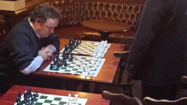 Gorey Chess Captain...
