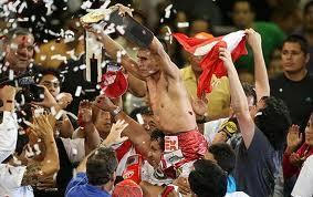 BONGOMAN WIN CHAMPION!