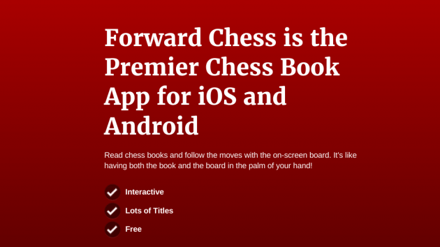 App Review: Forward Chess