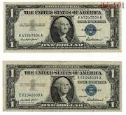 A Tale of Two Dollars