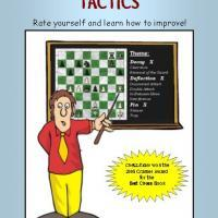 Chess Exam #2 - Tactics