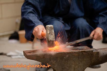 فولاد و آهنگر