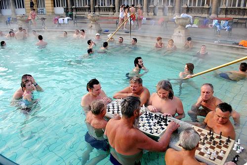 1st Budapest International Chess Holiday