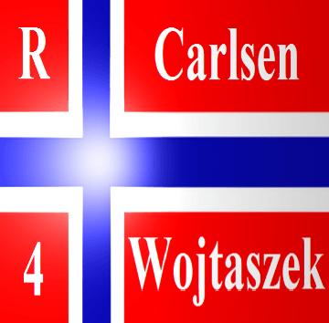 Magnus Carlsen vs Radoslaw Wojtaszek - 41st Chess Olympiad 2014 - Round 4