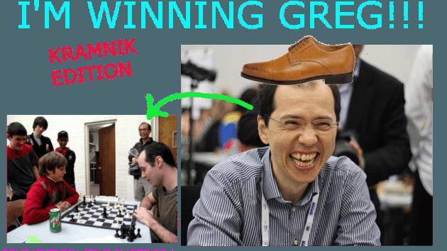 GM Scrub_Life vs GM Kramnik 1 - 0 | Tromso 2014