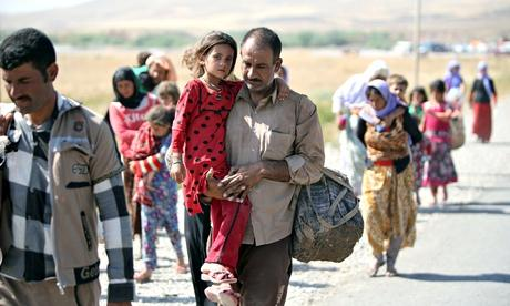 ISIS jihadists are committing a holocaust in Iraq