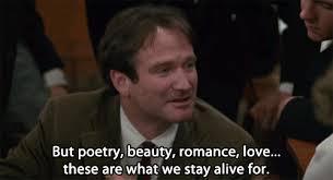 """Robin Williams """"Captain, my Captain"""""""
