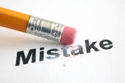 How to Avoid Typical Mistakes