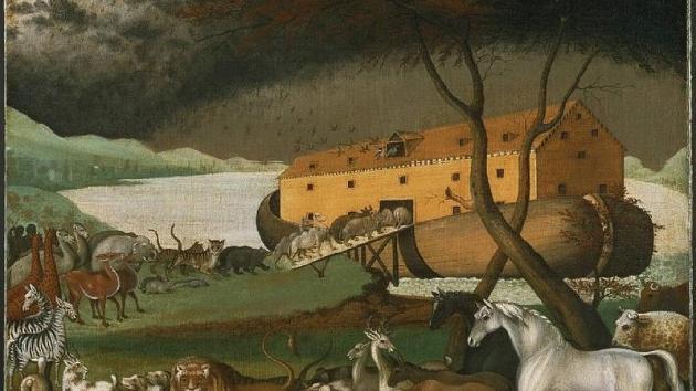 A Pseudo Noah's Ark Trap!