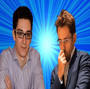 Fabiano Caruana vs Levon Aronian - 2nd Sinquefield Cup 2014