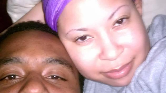 me and my beautiful wife....lounging