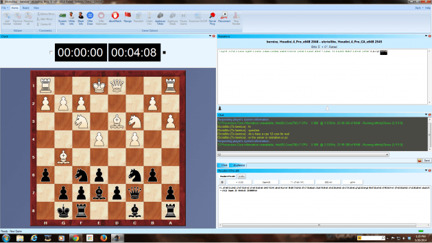 The strongest chess engine for 2014