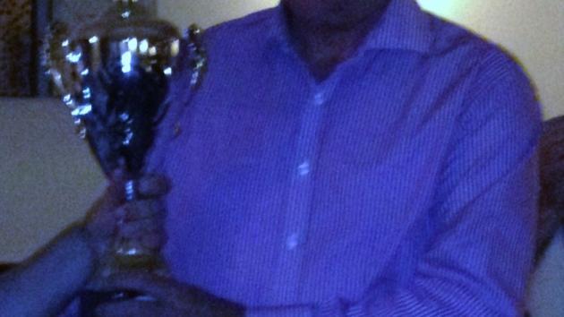 John LACY in Irish Veterans Champ.!!