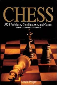 My best chess trainingsbook... LASZLO POLGAR