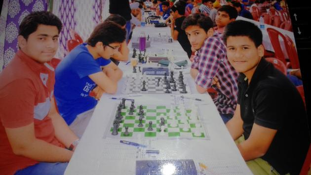 cbse north zone chess championship