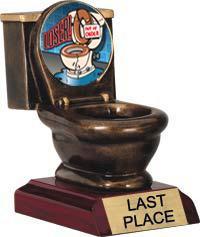 Toilet Bowl Respect!