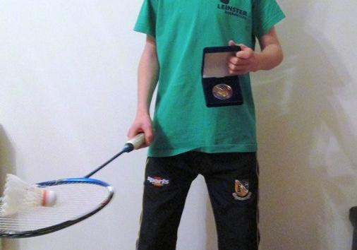 Badminton & Chess Jnr. Champ.!!