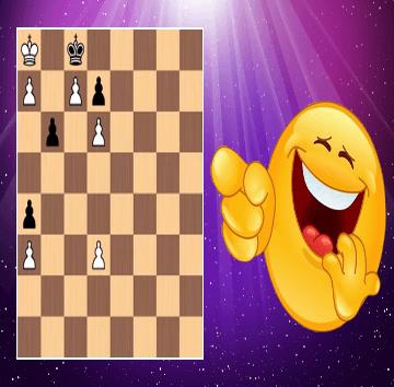 A Joke Chess Puzzle