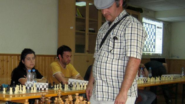 CHESS square Ctrl. TeST for Jnrs.