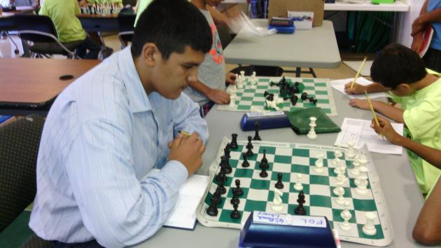 San Diego Scholastic Chess League