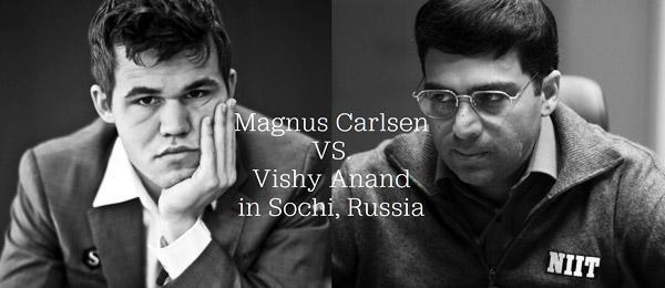 Carlsen-Anand 2014: even after 4 games