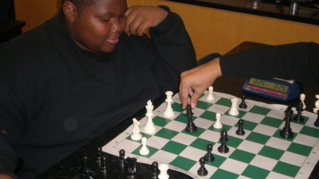 KLA Chess Club- Game Annotations- 11/19/14