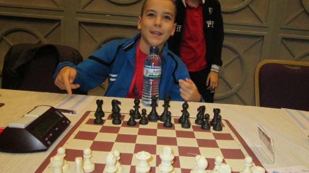 European Youth Chess Solving Cup Batumi 2014 - U14