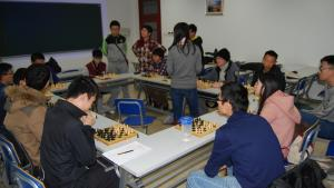Beijing University League!