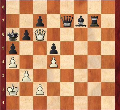 Checkmates of the day - day 1