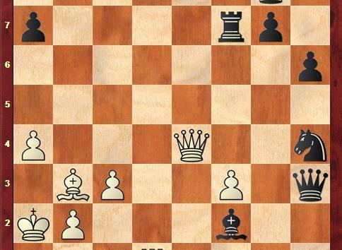 Checkmates of the day - day 2