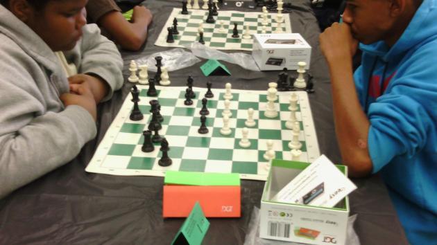 KLA Chess Club- Game Annotations: 12/15/14