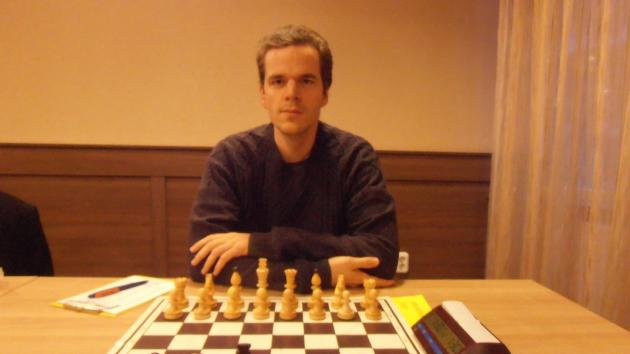 IGM MEDVEGY (HUN, 2527) won the First Saturday Budapest 2014 December GM-tournament
