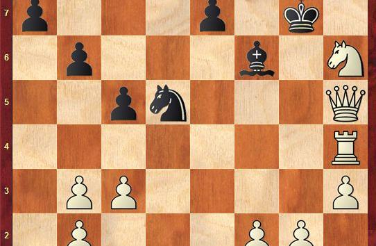Checkmates of the day - 12.18.2014 - day 8