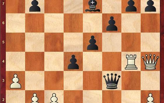 CHECKMATES OF THE DAY - 12.25.2014 - day 15