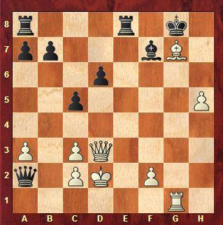 CHECKMATES OF THE DAY - 12.31.2014 - day 21