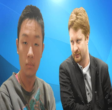 Wei Yi vs Vladimir Potkin - 77th Tata Steel Chess Tournament 2015