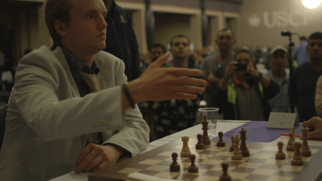 New chess documentary