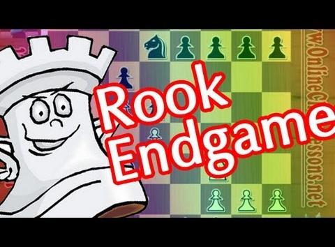 Rook Endings That Every Tournament Player Should Know