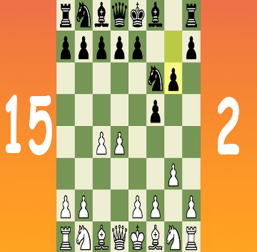 Standard chess game with commentary - Dutch Defense, Leningrad