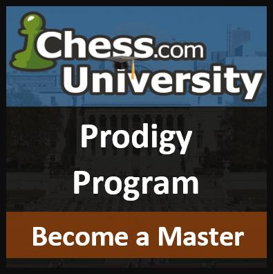 Chess.com University's Prodigy Program: Join the World's Best Chess Learning Program in February