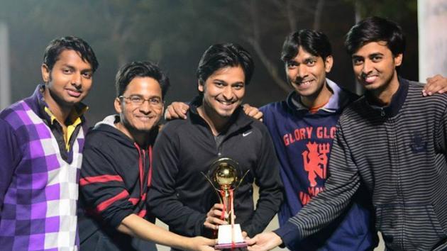 Final Round @ Desportivos - 2015 LNMIIT, Jaipur