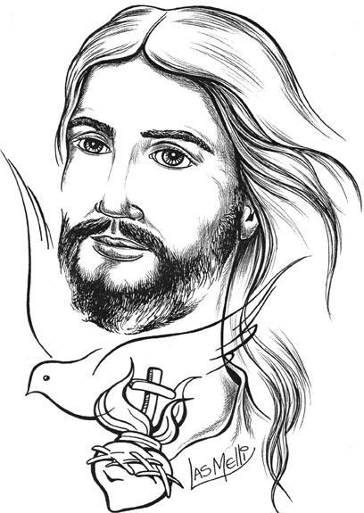 imagen de jesus - 408×575
