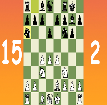 Standard chess game with commentary - King's Indian Defense, Kazakh