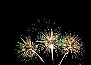 Let the fireworks begin !