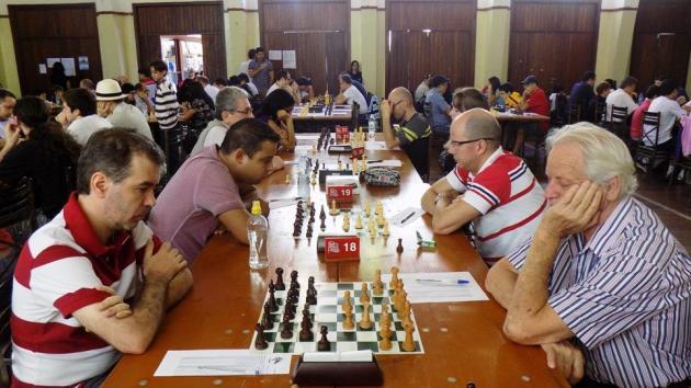 SP Open 2015 - Grupo A
