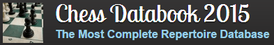 Chess Databook 2015
