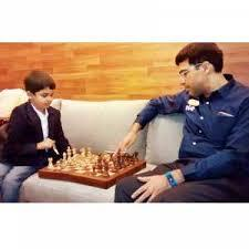 Game Against U-7 World Champion in India